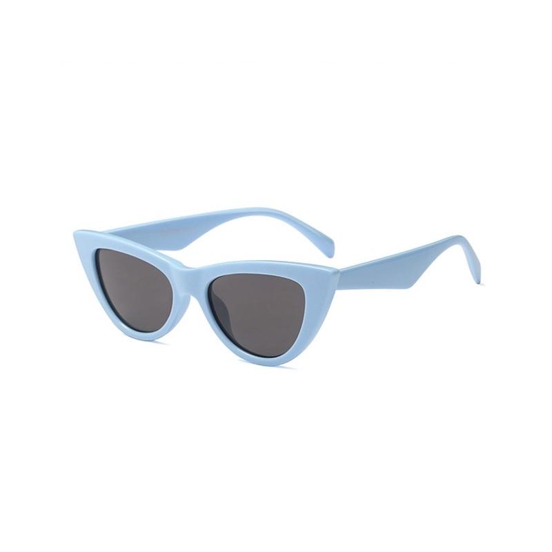 Shades Cat Eye Güneş Gözlüğü Mavi