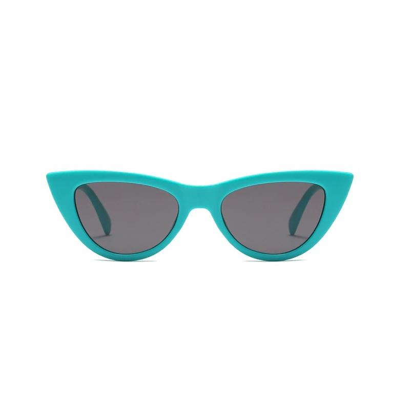 Shades Cat Eye Güneş Gözlüğü Yeşil
