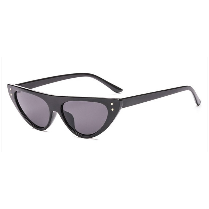 Sure Thing Cat Eye Güneş Gözlüğü Siyah