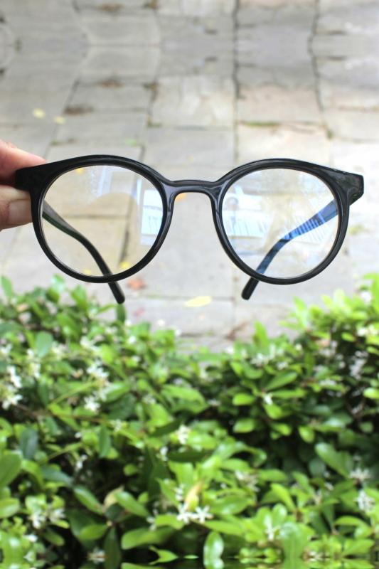 Botte Mavi Işık Filtreli Bilgisayar Ekran Gözlüğü Siyah