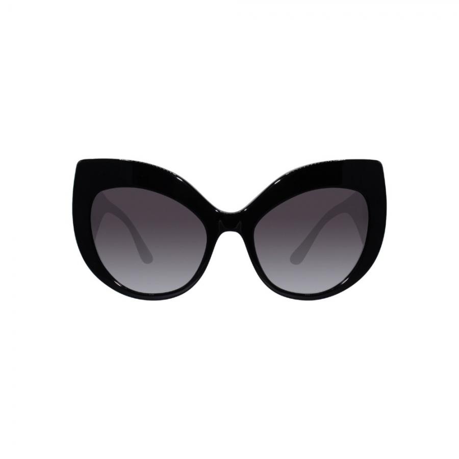 Butterfly Büyük Cat Eye Güneş Gözlüğü Siyah