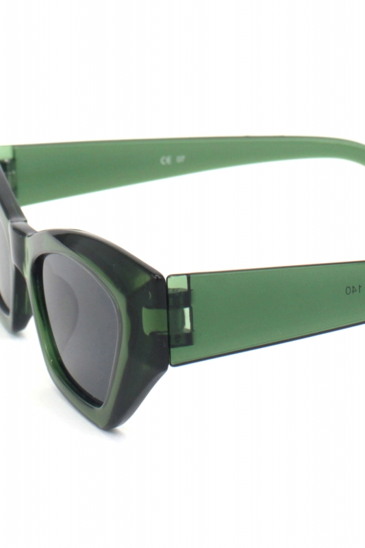 Cloe Cat Eye Bayan Güneş Gözlüğü Yeşil