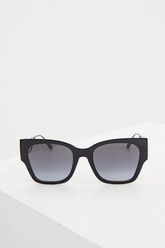 Dolce Siyah Saplı Büyük Cat Eye Bayan Güneş Gözlüğü Siyah