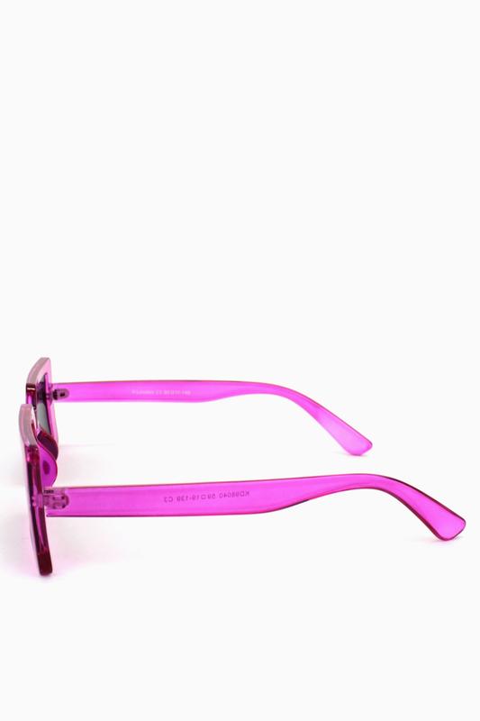 Jaded Küçük Kare Bayan Güneş Gözlüğü Pempe