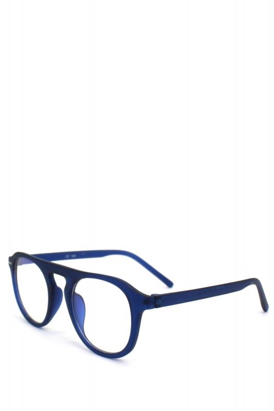 Lovable Mavi Işık Filtreli Bilgisayar Ekran Gözlüğü Mat Lacivert