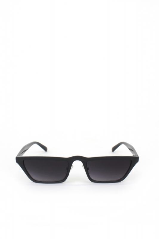 Summer Hot Cat Eye Köşeli Bayan Güneş Gözlüğü Siyah